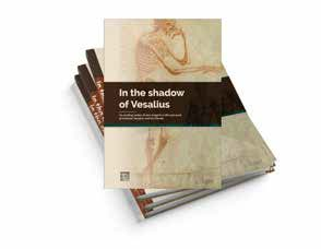 In the shadow of Vesalius cover