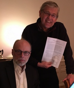 Theo Dirix and Dr. Rudi Coninx, authors of this article